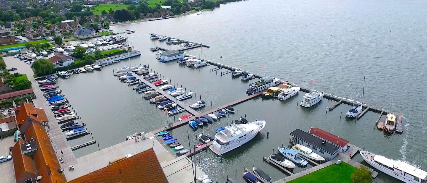 invaart – Jachthaven Kudelstaart